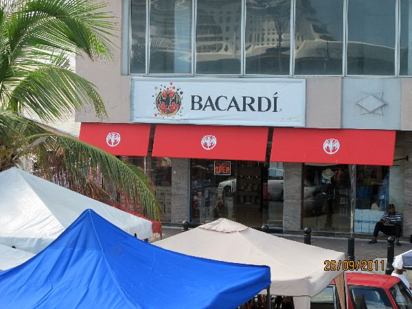 Bacardi Feeling in Nassau