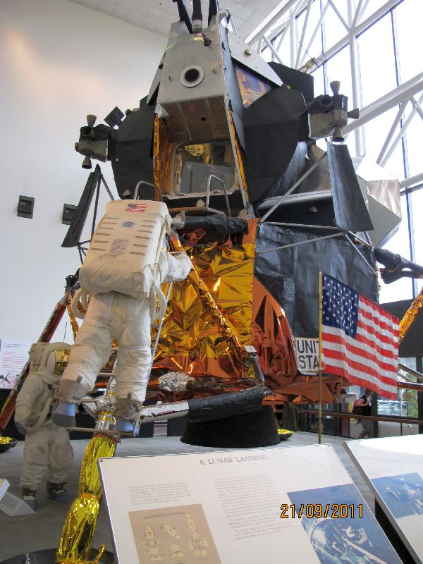 Washington Air and Space Museum Apollo 13
