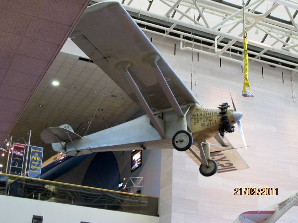 Washington Air and Space Museum Spirit of St. Louis